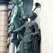 lady statues